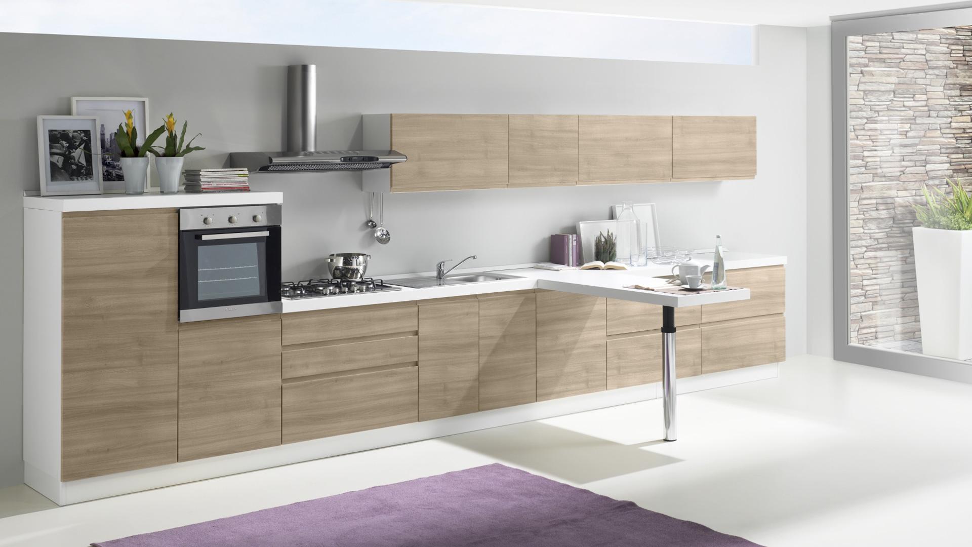 NETCUCINE Cucine Moderne KELLY - shop online su GranCasa