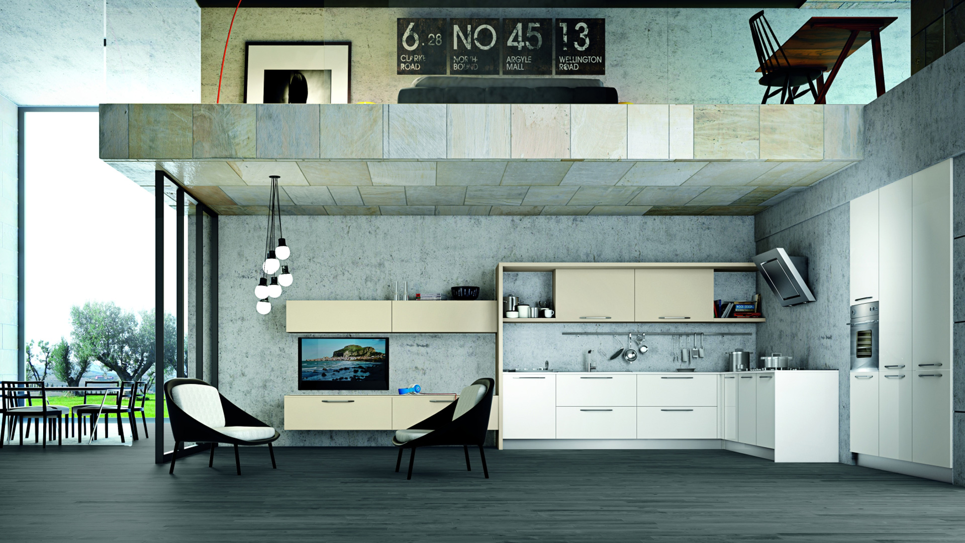 Creo cucine moderne alma shop online su grancasa for Cucine shop on line