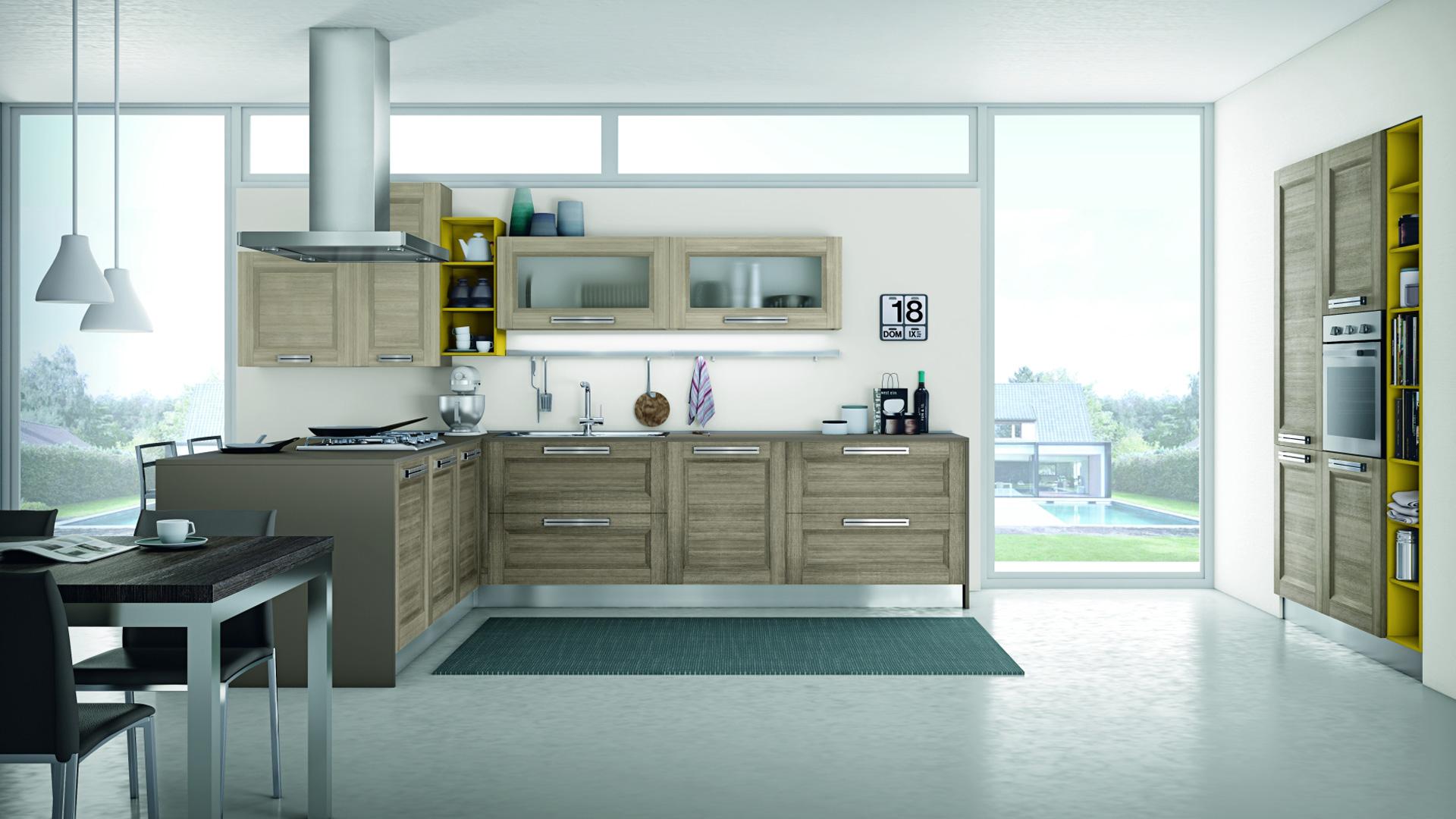 CREO Cucine Moderne MYA - shop online su GranCasa