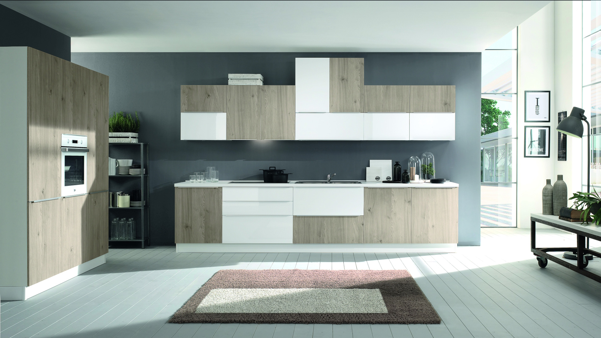 Netcucine cucine moderne mia shop online su grancasa for Cucine shop on line