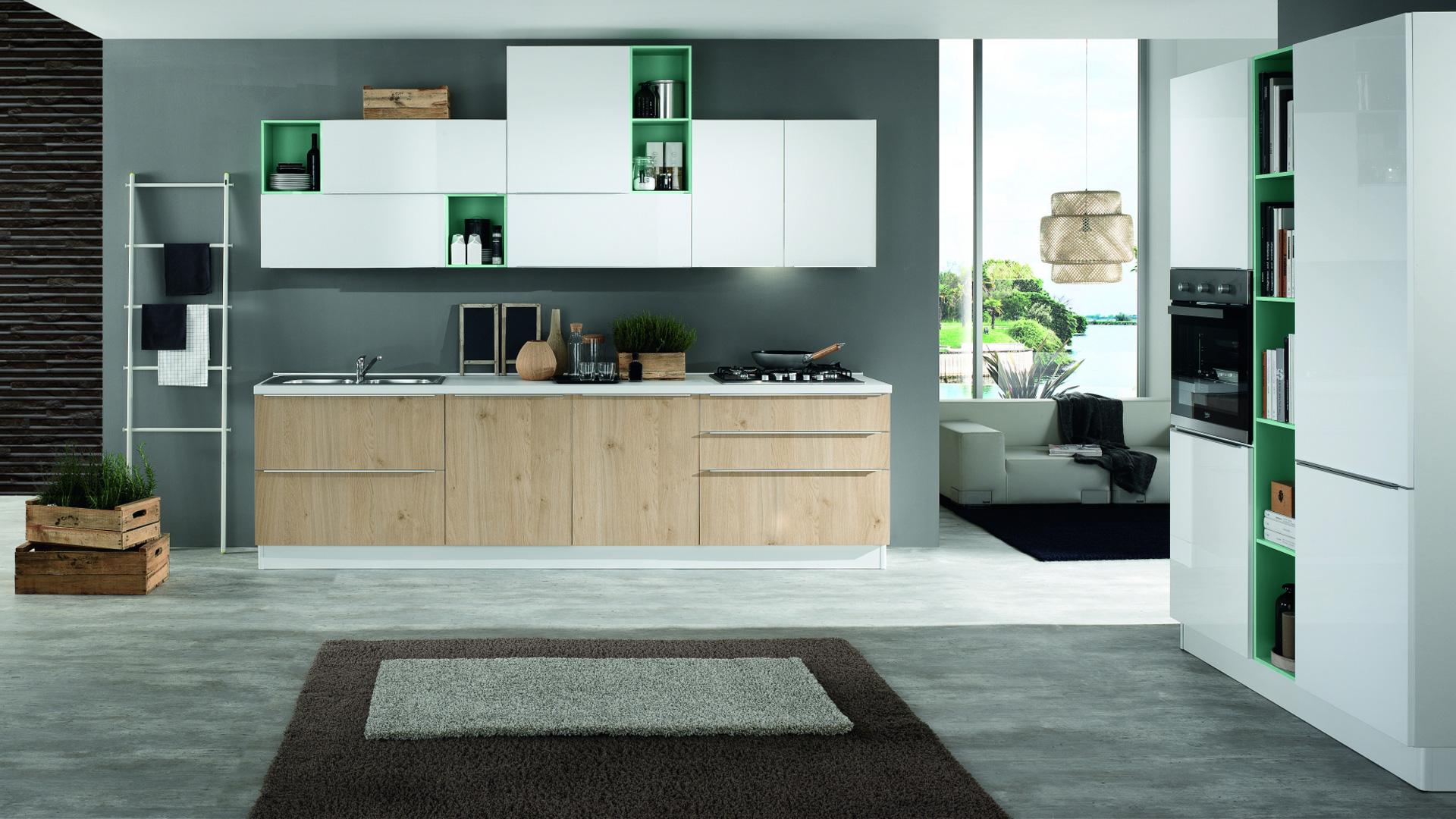 Accessori Bagno Grancasa : Netcucine cucine moderne mia shop online su grancasa