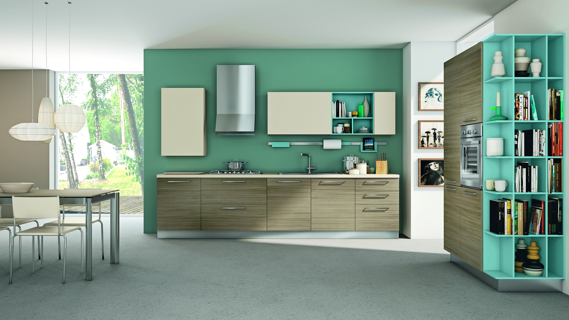 Creo cucine moderne gayla shop online su grancasa for Cucine shop on line