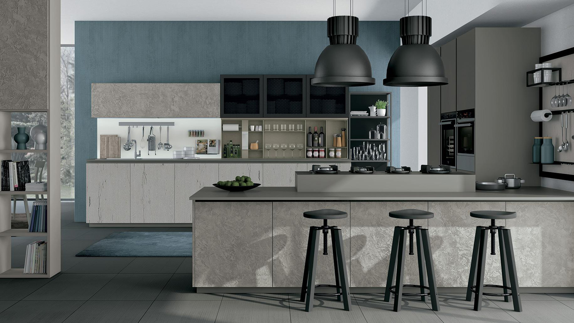 Lube cucine moderne oltre shop online su grancasa for Cucine on line outlet