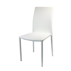 Sedie Bianche E Acciaio.Sedie In Vendita Online Scopri Le Offerte Grancasa
