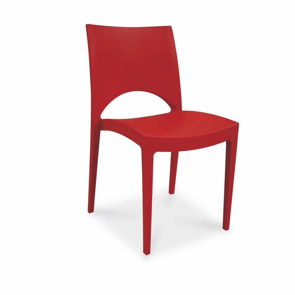 Online Sedia G Arredo Grancasa Impilabile Paris Rossa Sedie Shop Su 3TJcF1ulK