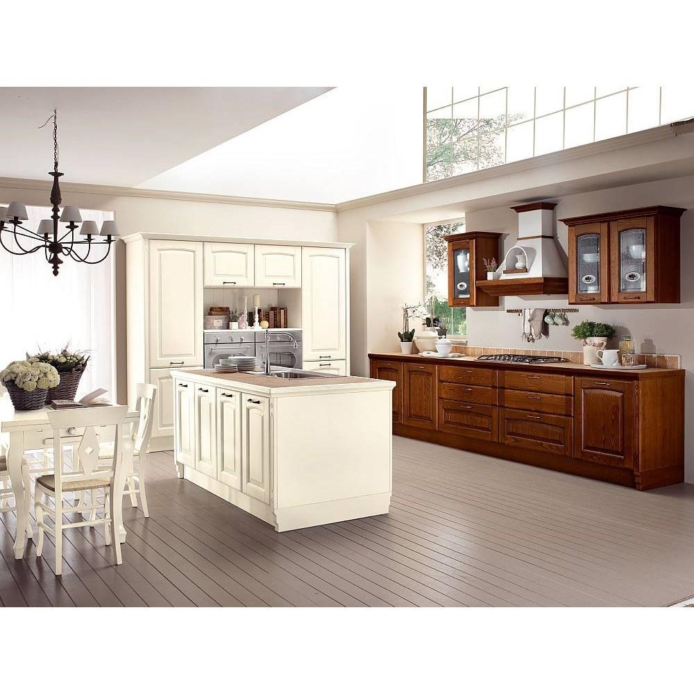 Grancasa Arredamento Cucine.Lube Cucine Classiche Veronica Shop Online Su Grancasa