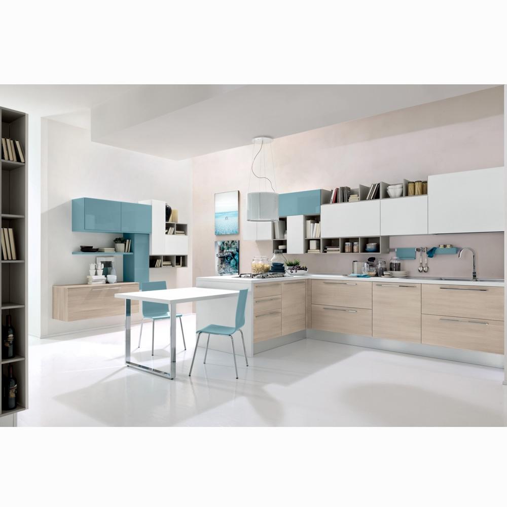 Lube cucine moderne swing shop online su grancasa for Negozi mobili online