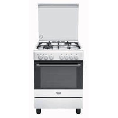 H6TMH2AF (W) IT Libera installazione Piano cottura a gas A Bianco cucina
