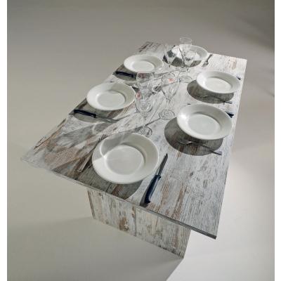 EL530 VIN 2leg(s) Casa Rettangolare Tavolo allungabile tavolo da cucina e  sala da pranzo