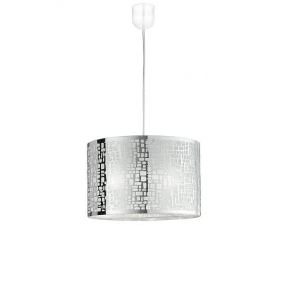 fan europe lampadari sospensione maya 1l d35 metallo 1xe27 60w