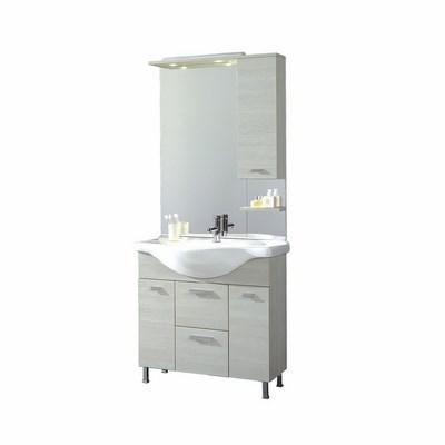 Falegnameria adriatica composizioni bagno mobile bagno for Arredo bagno rimini