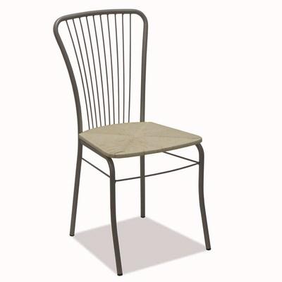 G sedie arredo sedia zarina alluminio paglia shop online for Sedie in alluminio