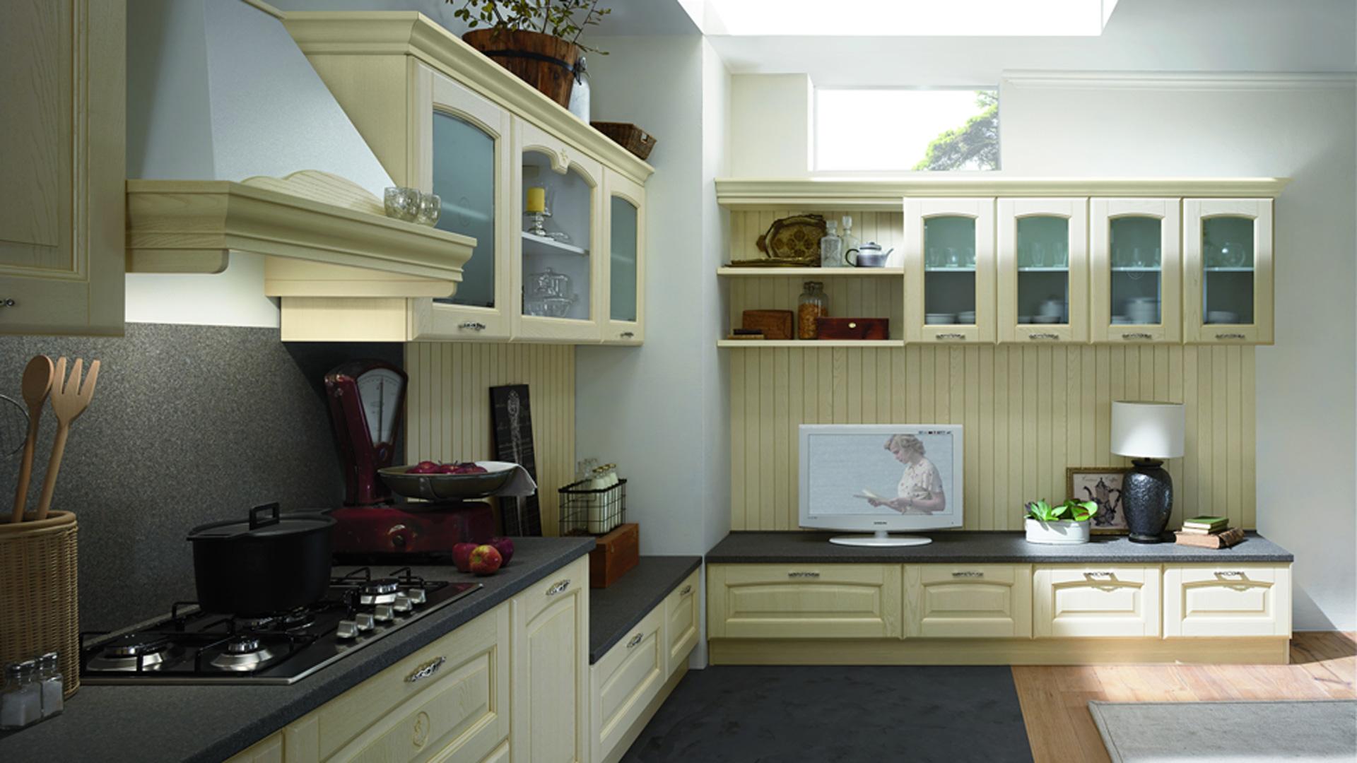 Mobilturi cucine classiche olimpia shop online su grancasa for Mobilia store cucine